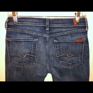 7 For All Man Kind Women's Seven Jeans Size 27